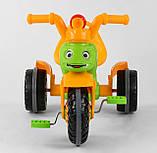 Велосипед трехколесный 07-163 Pilsan  клаксон, фото 2