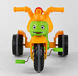Велосипед триколісний 07-163 Pilsan клаксон, фото 2