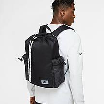 Рюкзак Nike Sportswear Heritage CV1410-010 Чорний, фото 3