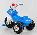 Велосипед трехколесный 07-119 Pilsan два цвета синий,красный, фото 5