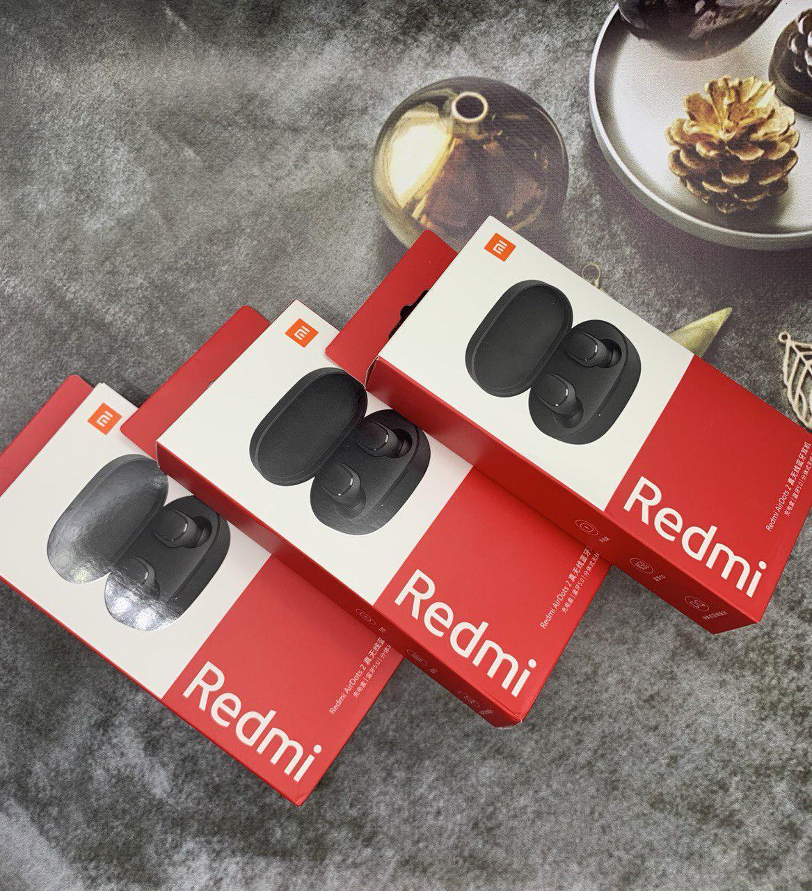 Оригинальные беспроводные наушники Xiaomi Redmi AirDots 2