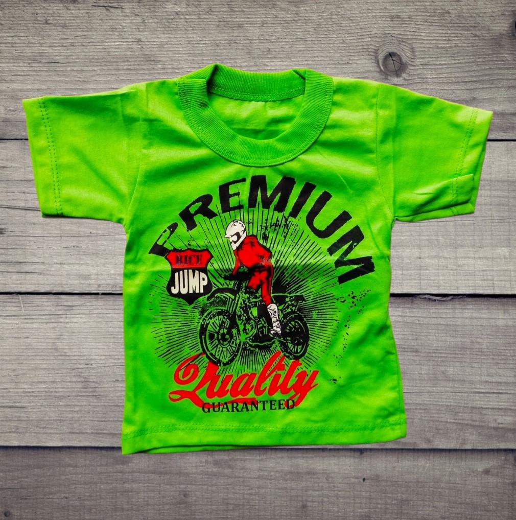 Дитяча футболка на хлопчика PREMIUM