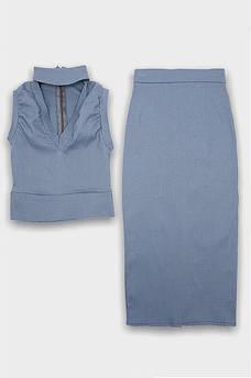 Костюм подросток серый размер S Fashion 132525S