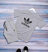 Літній комплект шорти + футболка Nike Adidas Puma New Balance