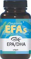 Супер Омега-3.Питание сердца и мозга DHA/EPA 100капсул, фото 1