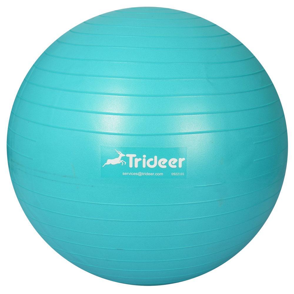 Мяч для фитнеса MS 3218-LBL  Фитбол, 65см, 1400г, ABSсатин, бирюзовый, в кульке, 21-20-10см
