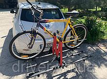 Велобагажник. Платформа для 3х велосипедів. Стандартний фаркоп, 60кг