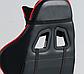 Крісло офісне комп'ютерне ігрове Pro Gamer Jaguar Червоне, фото 3