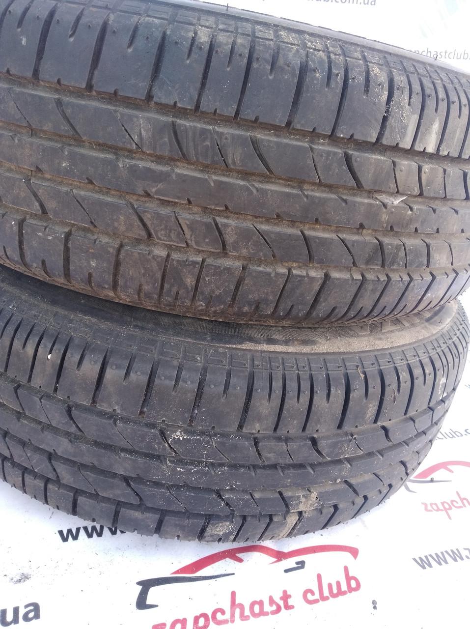 Резина 195/60 R15 пара лето Bridgestone Japan 06 год 8мм 999350 ...