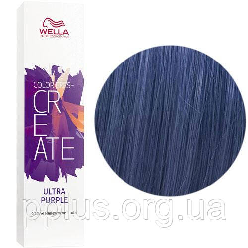 Відтіняюча фарба для волосся Wella Color Fresh Create Über Gold Кібер золото 60 млч