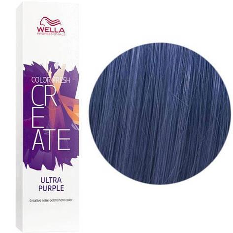Відтіняюча фарба для волосся Wella Color Fresh Create Über Gold Кібер золото 60 млч, фото 2