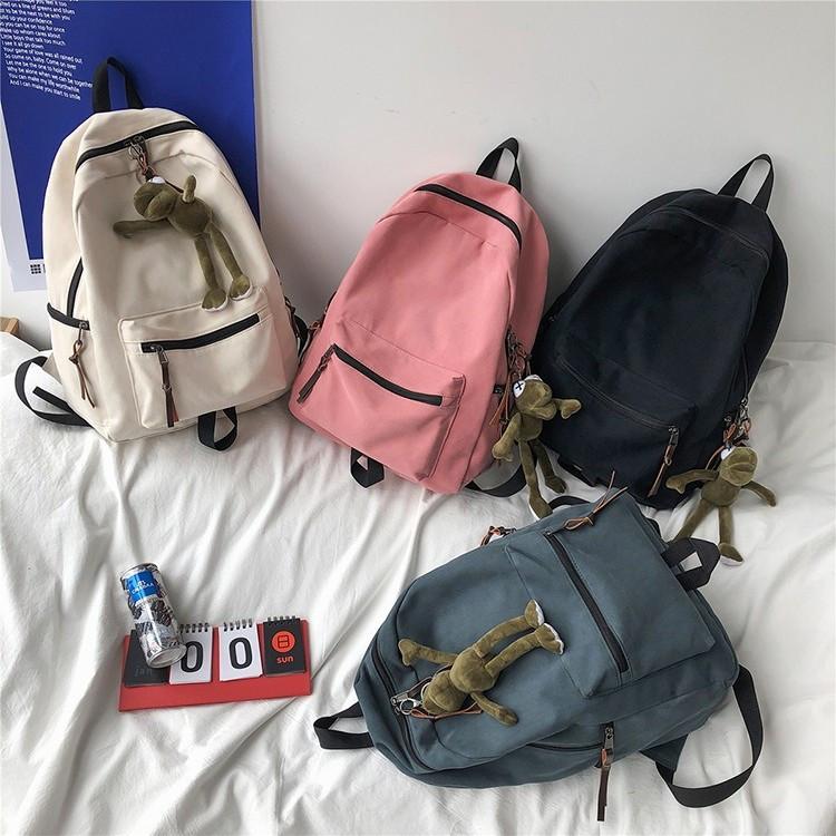Рюкзак на каждый день розовый