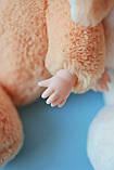 Пупс мягкотелый сплюшка плюшевый, фото 6
