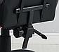 Кресло офисное компьютерное игровое Gamer Pro Jaguar Черно-Белое, фото 6