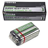 Батарейка-крона, 9 V, Toshiba