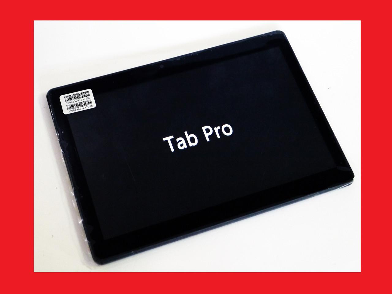 "10,1"" Планшет TabPro Чорний 2Sim - 8Ядер+4GB Ram+32Gb ROM+GPS+Android + TypeC"