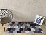 Килимок для передпокою і коридору 85 на 70 см, фото 3
