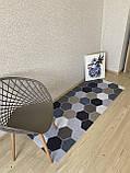Килимок для передпокою і коридору 85 на 70 см, фото 2