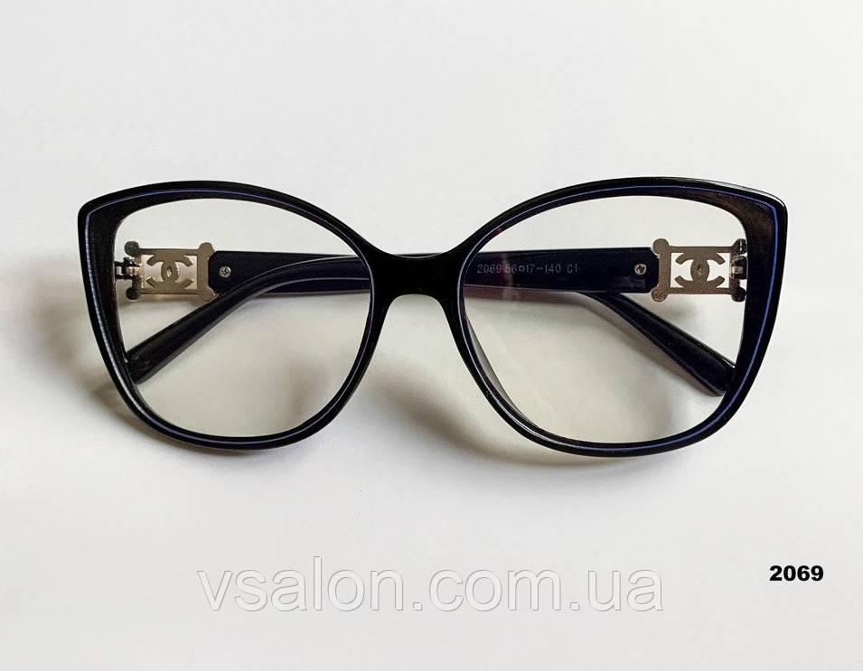 Комп'ютерні окуляри 2069 великі лінзи