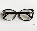 Комп'ютерні окуляри 2069 великі лінзи, фото 2