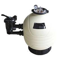 Пісочний фільтр Emaux MFS17 (для басейнів до 24 м. куб)