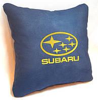 """Автомобильная подушка """"Subaru"""", фото 1"""