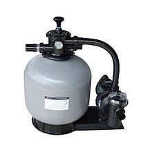 Фильтрующая установка Emaux FSF400 (для бассейнов до 22 м.куб.)