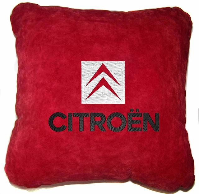 """Автомобильная подушка """"Citroen"""""""