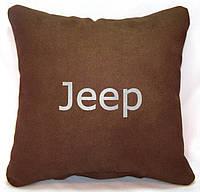 """Автомобільна подушка """"Jeep"""", фото 1"""