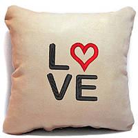 """Подушка-Валентинка """"LOVE"""", фото 1"""