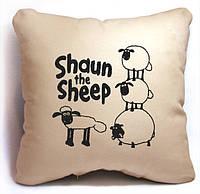 """Дитяча подушка № 03 """"Shaun the sheep"""", фото 1"""