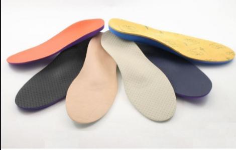 Стельки для ног(ортопедические, дезодорирующие, для увеличения роста, кожаные, силиконовые)