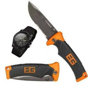 Ніж Gerber Bear Grylls Ultimate і годинник SwissArmy SKL11-207637