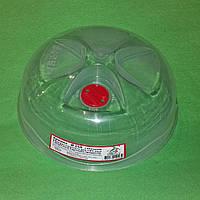 Ковпак пластиковий від розбризкування в мікрохвильовій печі (діаметр 250мм)