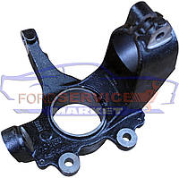 Кулак поворотний лівий неоригінал для Ford Focus 2 c 04-10, C-Max c 03-10 - 18mm