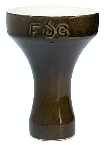 Чаша Fog Assassin Semi-Glazed Темно-зеленая