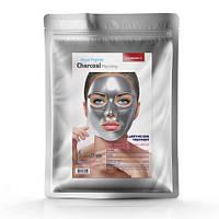 Glomedic Charcoal (Гломедик) маска для лица альгинатная очищающая (1000 г)