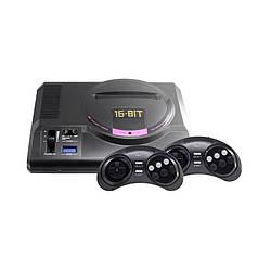 Ігрова консоль Retro Genesis 16 bit HD Ultra (150 ігор, 2 бездротових джойстика, HDMI кабель)