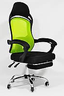 Комп'ютерне, офісне крісло AVKO Style АМ17027 Green