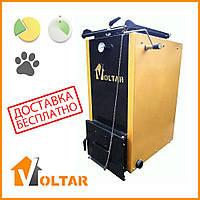 Шахтный котел длительного горения VOLTAR Termo Plus 50 - 12 кВт (Холмова) на дровах и твердом топливе