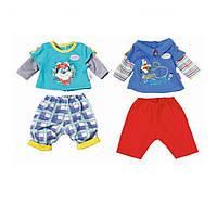 Набір одягу для ляльки BABY BORN - МАЛЮК НА ПРОГУЛЯНЦІ (2 в асорт.), 823927, фото 1