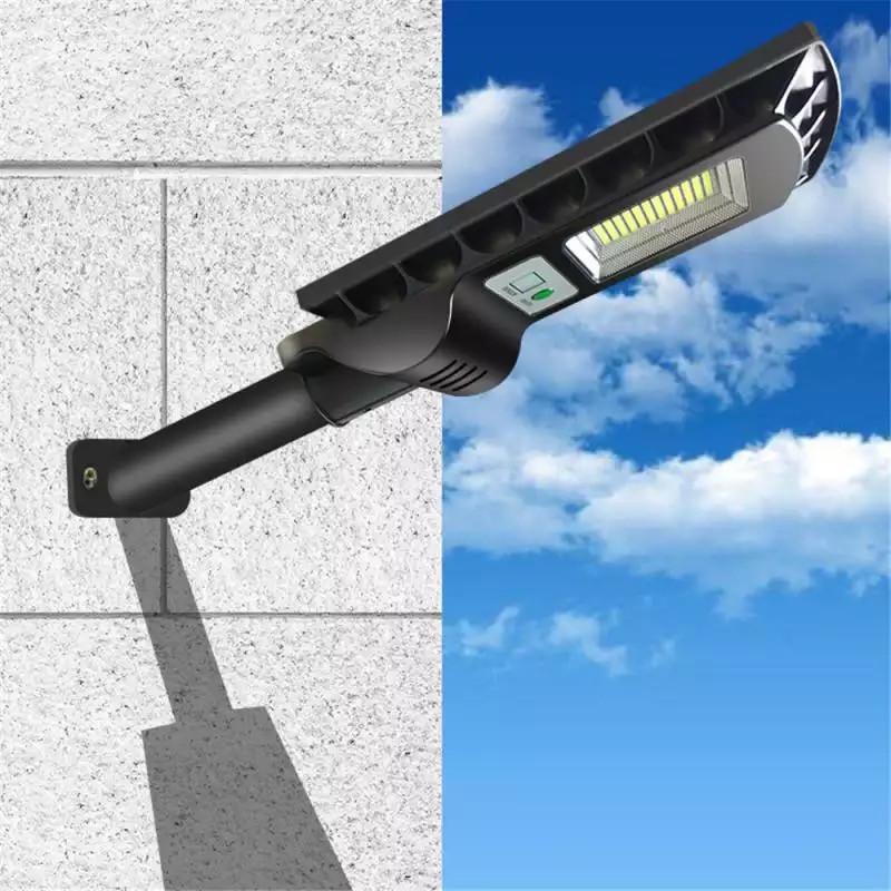 Вуличний ліхтар світильник на сонячній батареї для вуличного освітлення на стовп solar D S80 7777