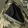 M-Tac сумка Sphaera Hex Hardsling Bag Gen.II Elite Multicam/Ranger Green, фото 5