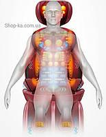 Массажная накидка-кресло с подогревом, 988-А массажер для всего тела