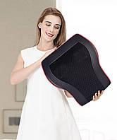 Массажная подушка с роликовым и шиатцу массажем с подогревом SD-K01
