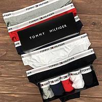 Женские трусики слипы Tommy Hilfiger,белая резинка