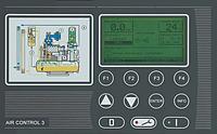 Панель управления Air Control 3 для воздушного компрессора Almig, Alup 536.20189