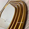 Дзеркало в передпокій в золотій рамі Lana, фото 9