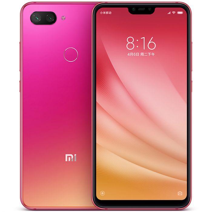Смартфон Xiaomi Mi 8 Lite 4/64gb Red