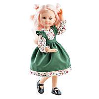 Лялька Paola Reina Клео 32 см шарнірна Самі модні ляльки для дівчаток Паола Рейну